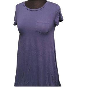 Arizona Jean Company Blue Dress with Pocket
